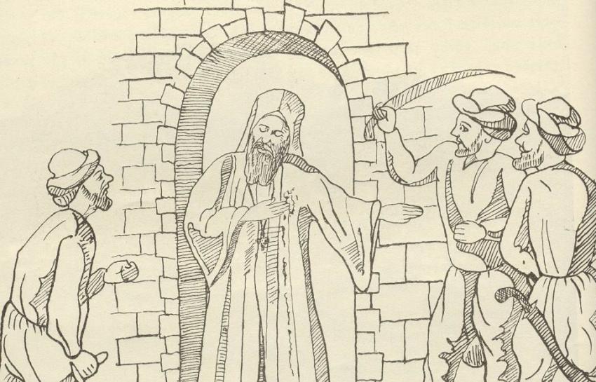 Ο Εθνομάρτυρας και Ιερομάρτυρας Μητροπολίτης Λακεδαιμονίας Ανανίας Λαμπάρδης